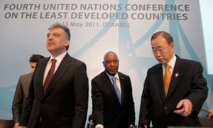 MDG: LLDC meeting in Istanbul