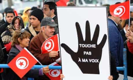 MDg : Tunisia Interim government