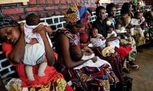 MDG : Rwanda reaches MDG children health targets