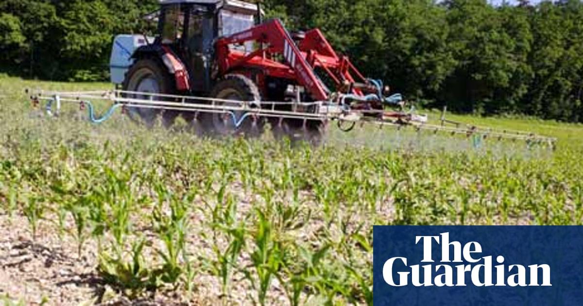 Can I stop a farmer spraying pesticides close to my home