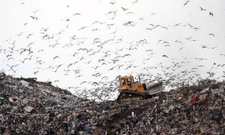 Damian blog : Seaton Meadows Landfill site in Hartlepool
