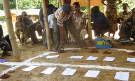 MDG : CLTS Communauty Led Total Sanitation :