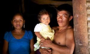 MDG : Guatemala ,  Marina Ixtalaban del Telvina and husband Domingo Tamop Sis in Willwood
