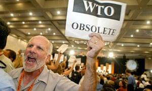 MDG : Doha Round world tour at WTO