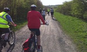 Bike blog : Durham bike ride
