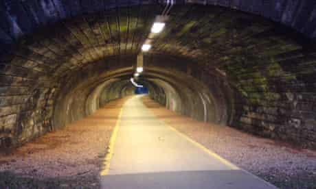 bike blog : Edinburgh City Cycleways Innertube