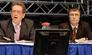 Climate talks in Bonn : Artur Runge-Metzger , EU lead negotiator