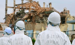 Members of Japanese government panel to investigate accident at Fukushima nuclear power plant