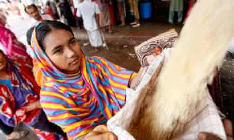 MDG : Food Security Bangladesh