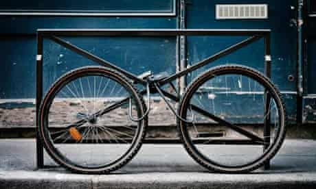 At a loss? ... the police warn against attempting to take a stolen bike back by force.