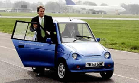 Damian blog : David Cameron and carbon emissions