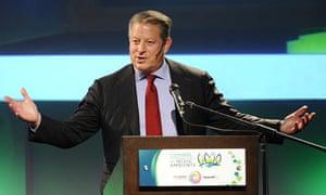 Damian blog : Former US Vice-President and environmental activist Al Gore