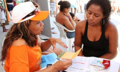 MDG : Brazil Communities in Peace are Open for Business