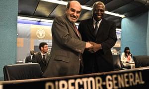 MDG : FAO new elected Director-General Jose Graziano da Silva of Brazil