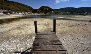 Water special : Drought in Switzerland