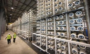 Water special UK's First Large-Scale Desalination Plant In Operation in Beckton