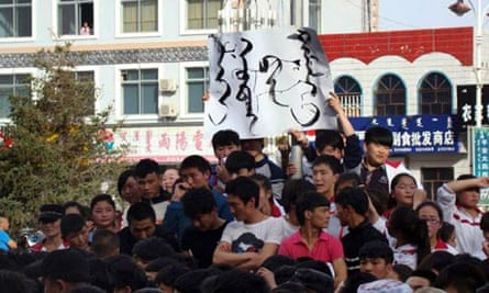 Jonathan Watts blog : Herders and students protest in Inner Mongolia