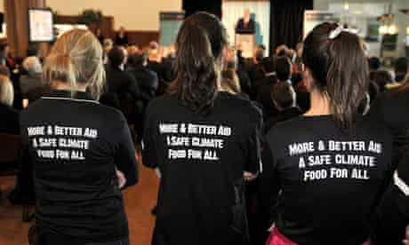 MDG : Australia Launch of the Independent Review of Aid Effectiveness
