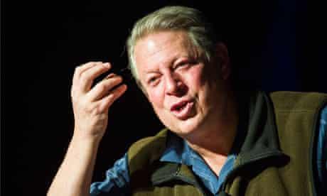 Nobel Laureate & Former Vice President Al Gore