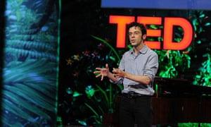 TED Conference in Edinburgh : Kevin Slavin