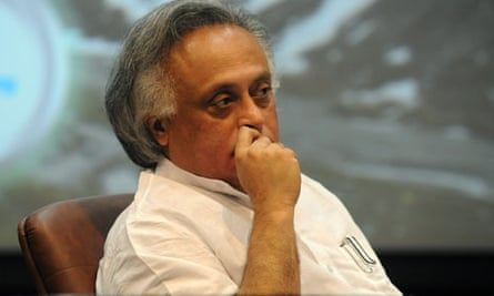 Indian Union Minister of State for Environment and Forest Jairam Ramesh