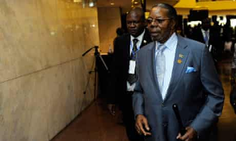MDG : Malawi President, Mbingu wa Mutharika