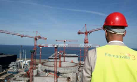 Damian blog : European Pressurised Water nuclear reactor (EPR) at Flamanville
