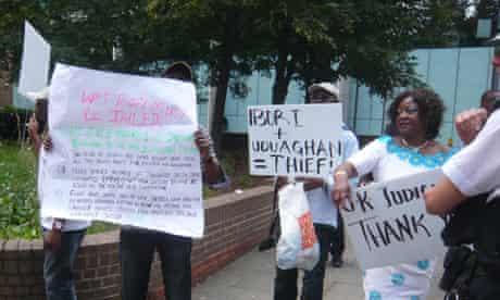 MDG  : James Ibori at Southwark Crown Court, London