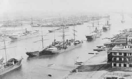 MDG : View over the Suez Canal