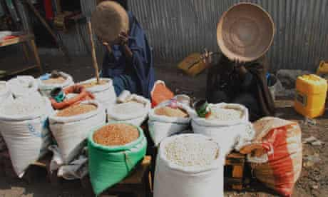 MDG : WFP food theft in Somalia