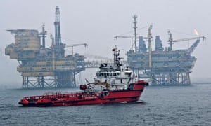 Oil spill from ConocoPhillips China  platform B in Penglai 19-3 oilfield in Bohai Bay