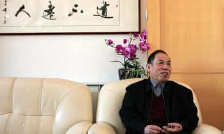 Senior economist and Chinese government adviser Niu Wenyuan