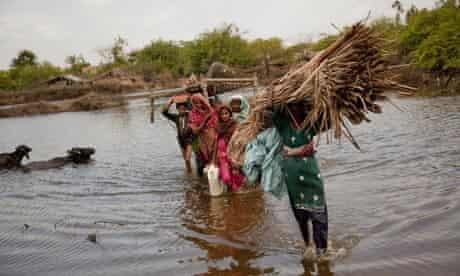 Floods in Pakistan : Monsoon Rain Hit Pakistan