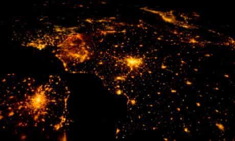 Damian blog : Europe energy network