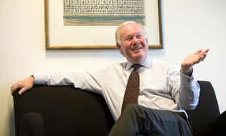 Minister for Energy and Climate Change Charles Hendry