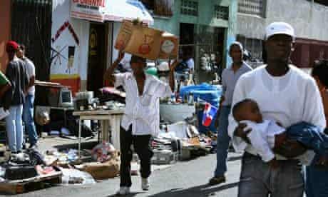 MDG :  Haitian in Dominican Republic