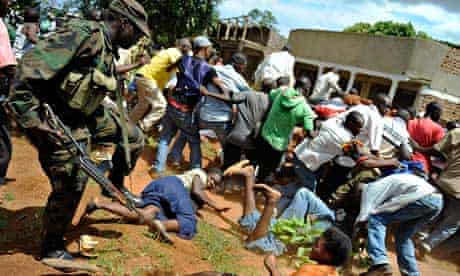 MDG : Uganda : dictatorship and development