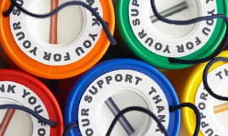 MDG : NGO's and aid money