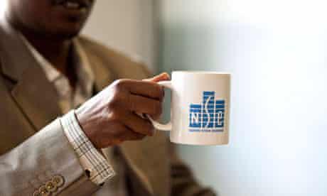 MDG : Economic growth : Traders At Nairobi Stock Exchange , Kenya