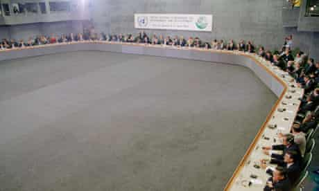 Rio Earth Summit , United Nations Conference on Environment and Development