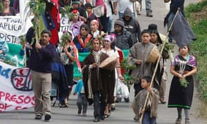 MDG : Chile : Mapuche conflict