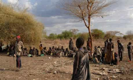 MDG : Pibor in troubled Jonglei state , South Sudan , Lou Nuer tribe clashes with rival Murle people