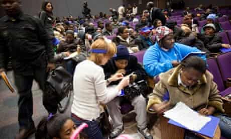 MDG : Haiti : Temporary Protective Status Immigration Application Clinic For Haitians immigrants