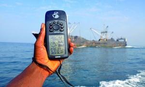 EJF report on illegal fishing in Sierra leone