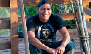 Patricia Jipa runs the show at Sani Isla Lodge, Napo river in Kichwa indigenous territory in Ecuador