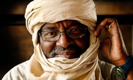 MDG : Ibrahim Ag Idbaltanat, President of Temedt, an organization working to end slavery in Mali