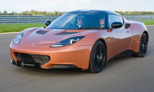 Lotus Sports Car >> Lotus Evora 414e Behind The Wheel Of An Electric Sports Car