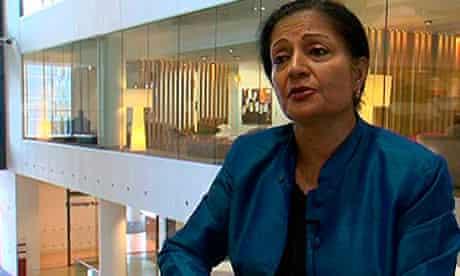 MDG Lakshmi Puri