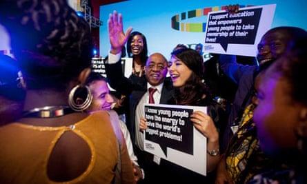 MDG : Mo Ibrahim Foundation in Dakar