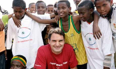 MDG : Roger Federer Foundation :  Education for Development Association (EFDA) project in Ethiopia